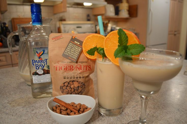 #Popular on our site this week: #Traditional #Spanish #TigerNut #Horchata! Also, you can use it as a mixer with rum for a great cocktail option.   Tiger Nuts are available online: http://TigerNutsUSA.com   * Subscribe to Cooking With Kimberly: http://cookingwithkimberly.com #cwk