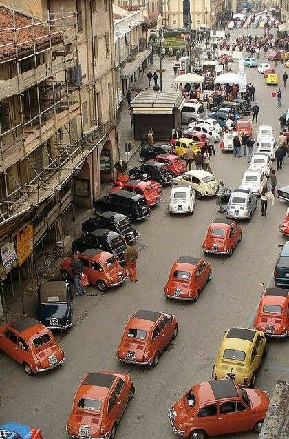 Anyone seen a Fiat? Can't seem to remember where I parked it. For all your Fiat car parts go to www.breakeryard.co.uk