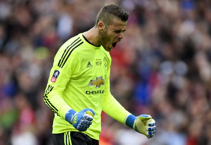 David De Gea, Manchester United Player of the Year 2015/16. https://manunitedsport.blogspot.com