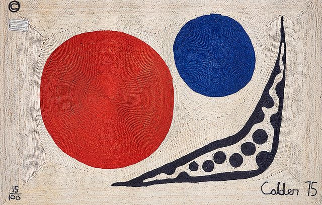 After Alexander Calder, 'Moon,' 1974, Rago Auctions: Makers Collect