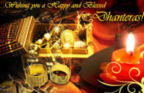 Dhanteras Puja Vidhi Timing Date 2016 Laxmi Pooja Aarti Rashifal Whatsapp DP Wishes