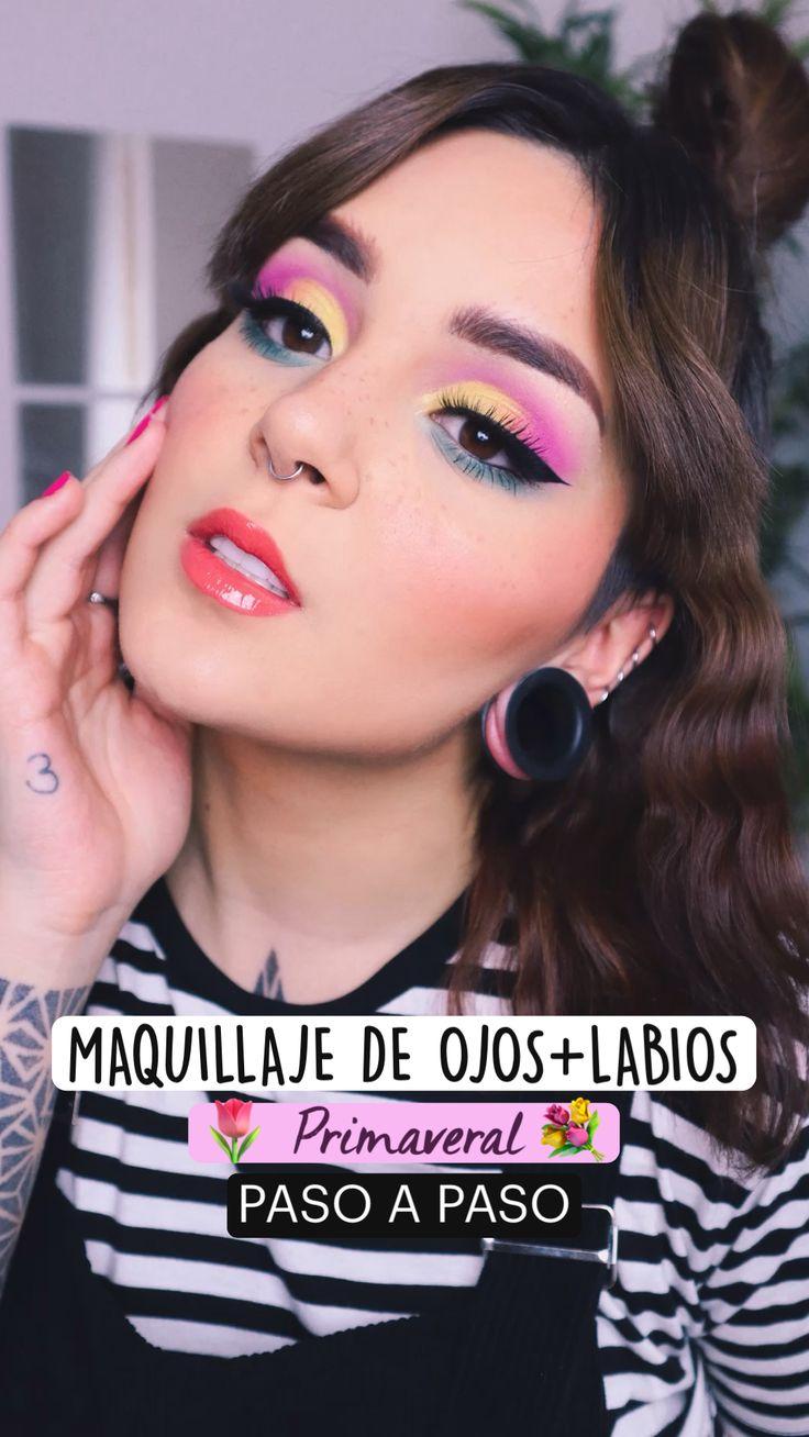 Pink Eyeshadow, Eyeshadow Looks, Eyeshadow Palette, Makeup Inspo, Makeup Tips, Eye Makeup, Too Faced Shadow Insurance, Spring Outfits Women, Eyeliner Tutorial