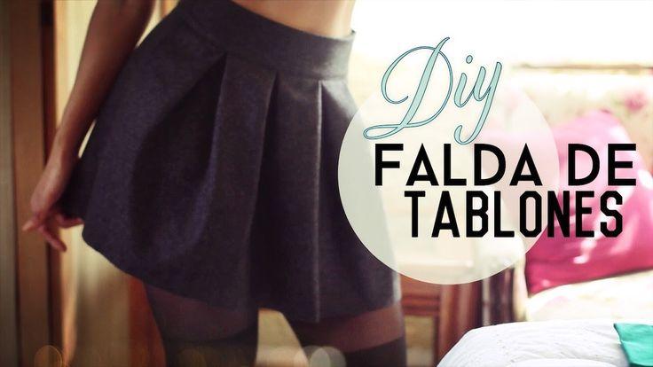 Cómo Hacer tu Propia Falda de Tablones! (Pleated Skirt) Si quieres conocer paso a paso como se hace esta preciosa falda, echa un vistazo en el blog:  http://www.latiendadelastelas.com/blog/como-hacer-una-falda-de-tablas-anchas/