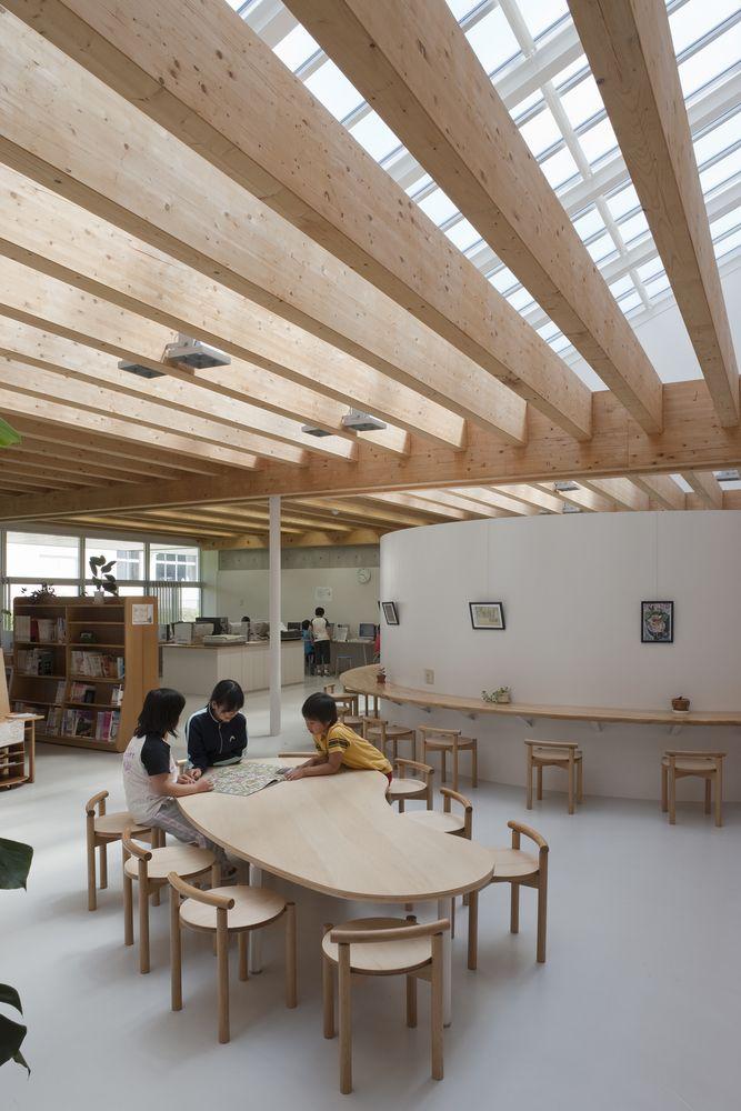 Gallery of Itoi Elementary School / Atelier BNK - 4