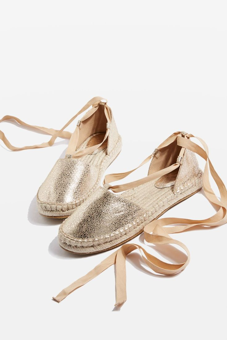 ARIA Two Part Espadrilles