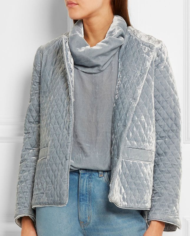 Дутые стеганые куртки — незаменимая вещь надвигающейся осенью