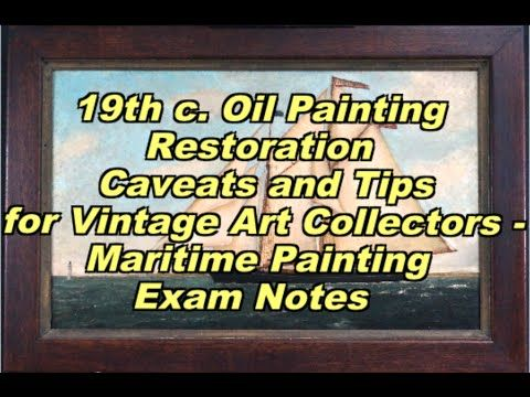 See short video of painting conservation lab tour: http://www.FineArtConservationLab.com Click on SHOW MORE For other art conservation testimonials: http://w...