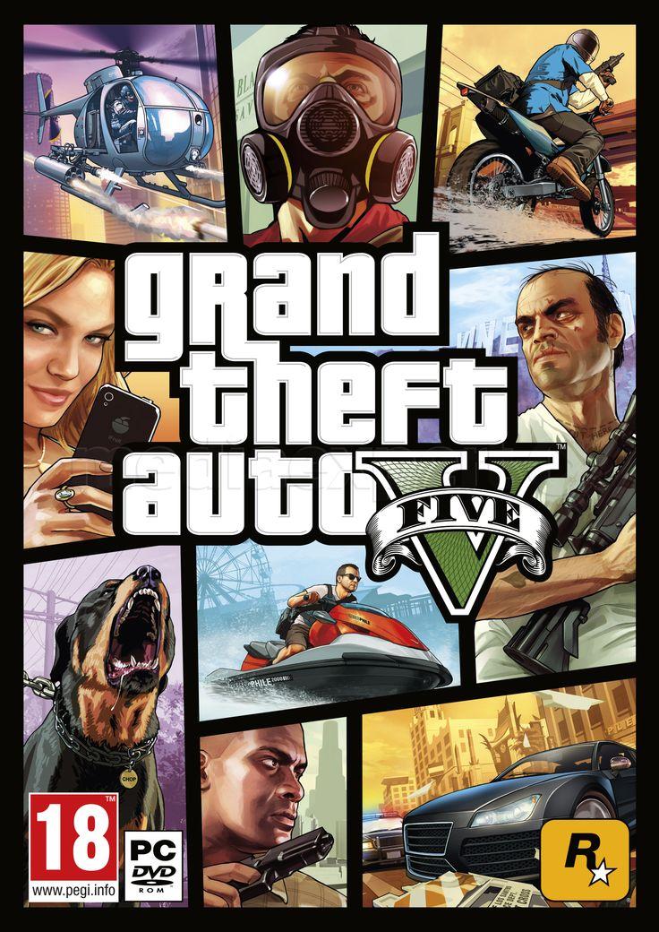 Gra PC GTA V - Media Expert
