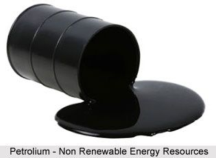 Non Renewable Resources of Energy in India