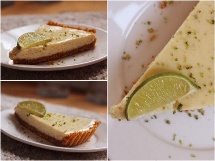Recept: Limoentaart met Yoghurt