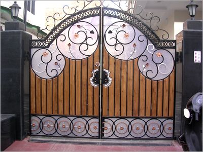 Modern Homes Main Entrance Gate Designs