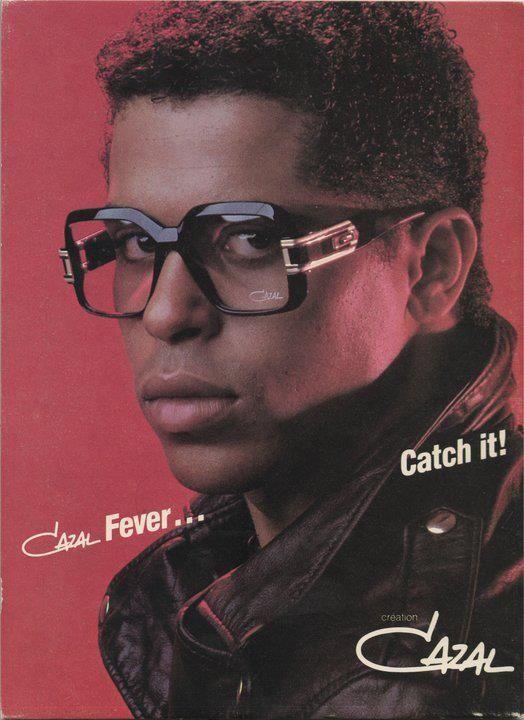 1593a6a8474f Cazal Fever - Old School Rap Sunglasses