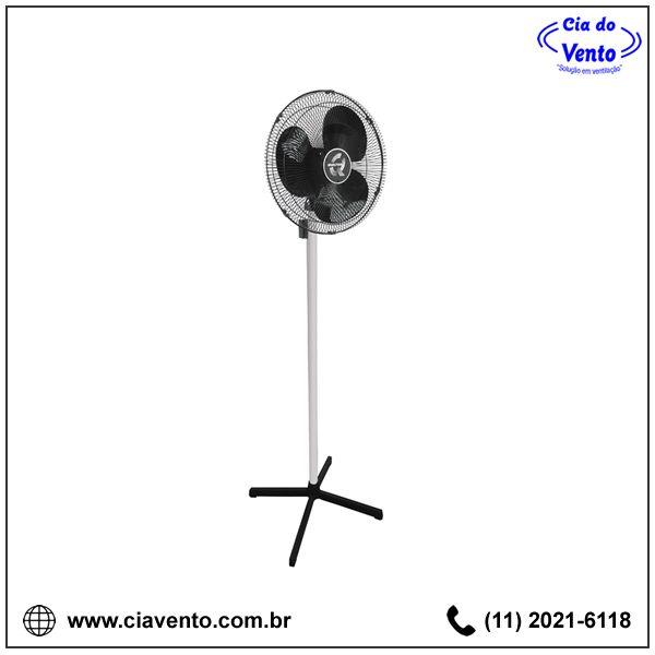 Ventilador de Coluna (Pedestal) 40 cm Qualitas Q400 C. Peça já o seu! (11) 2021-6118