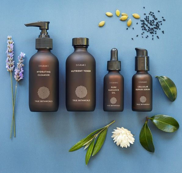 These Natural Beauty Brands Are Using Big Data To Give Skin Care A Makeover True Botanicals Natural Beauty Brands Skincare Packaging