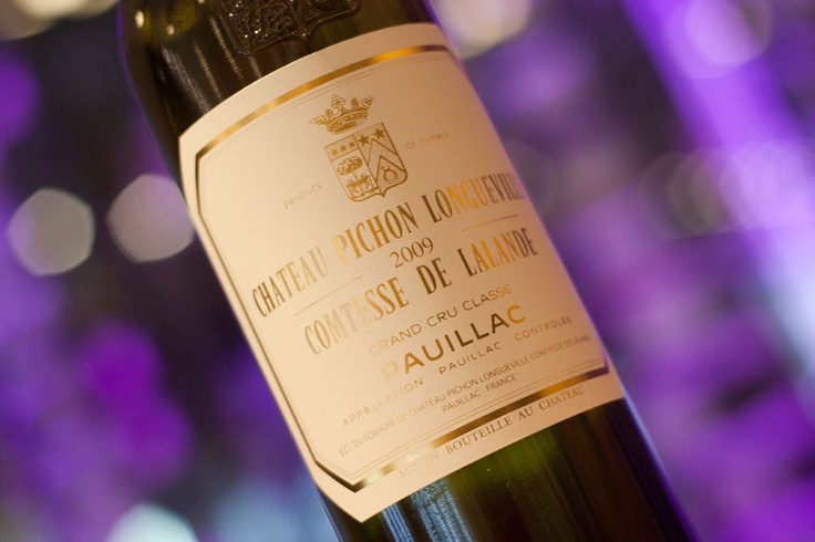 Chateau Pichon Longueville Comtesse de Lalande. A real contrast to the preceding wines, this had a fresher nose with juicier, raspberry notes. Lighter than the Ducru, this was fresh, refined and elegant with great complexity.