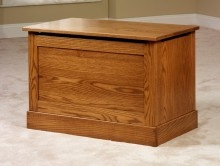 Traditional Toy Box - Kids Collection Furniture