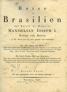 Carl Friedrich Philipp von Martius – Wikipédia, a enciclopédia livre