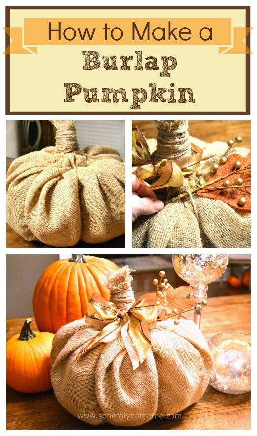 DIY Pumpkin Ideas 30