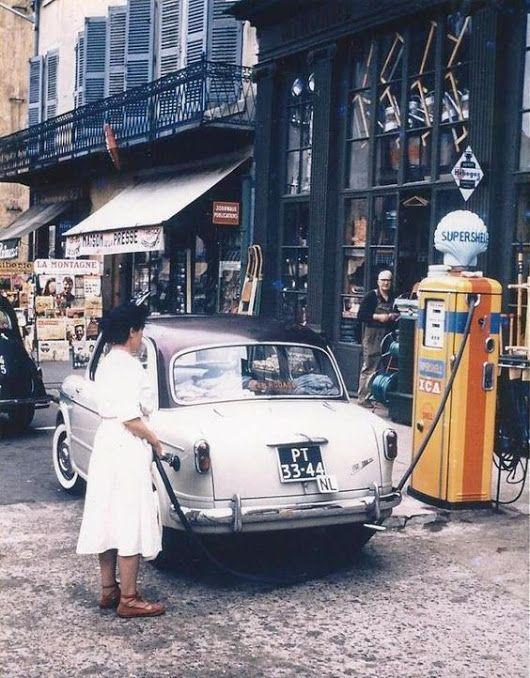 Fiat 1100TV 1954 Paris...... - Enrico DMAX - Google+