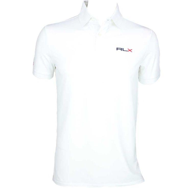 http://www.golfposer.com/pr/5620/rlx-. Pure WhiteShirtGolfDress ShirtShirts