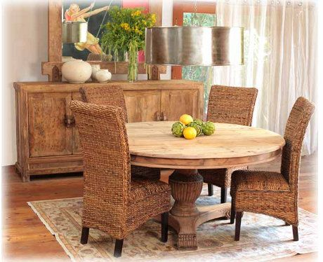 Via Dovetail Furniture} I Love This Table And Chairs Set
