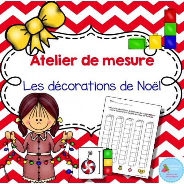 Atelier de mesure {Noël}