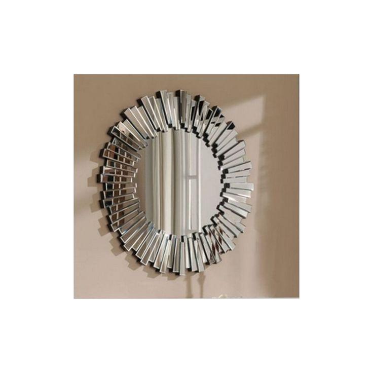 43 best espejos decorativos images on pinterest for Espejos decorativos modernos