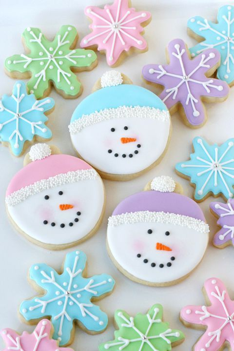 44 Christmas Sugar Cookies That Will Make Your Holidays Merry and