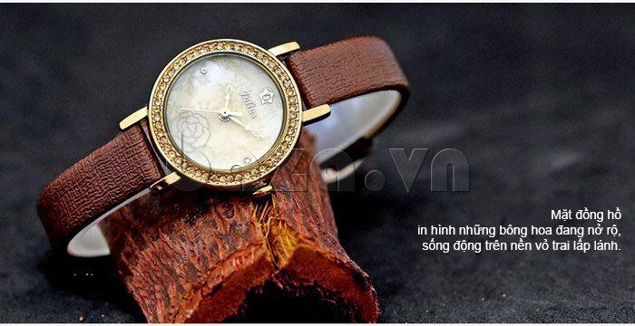Đồng hồ nữ ngọc trai Julius JA-719 -http://baza.vn/dong-ho-nu/c