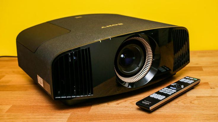 Sony has long been associated with quality entertainment systems and the VPLVW350ES 4K 3D SXRD Home Theather and Gaming Projector is no exception.