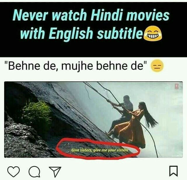 Being An Indian Funny Movie Memes Really Funny Memes Some Funny Jokes