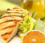 Rezept: Saiblingsfilet mit Basilikum, Orangen und Zitronen
