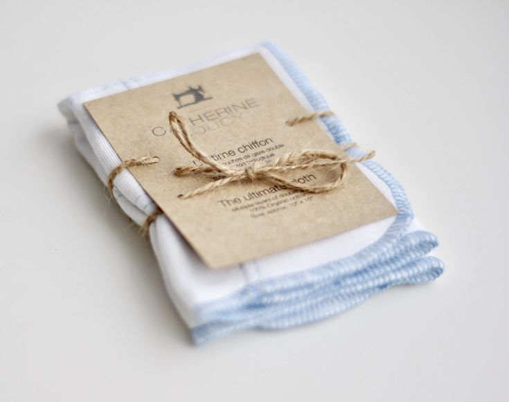 The ultimate cloth - Soft organic multi layer double gauze cotton cloth by CatherineSoucy on Etsy
