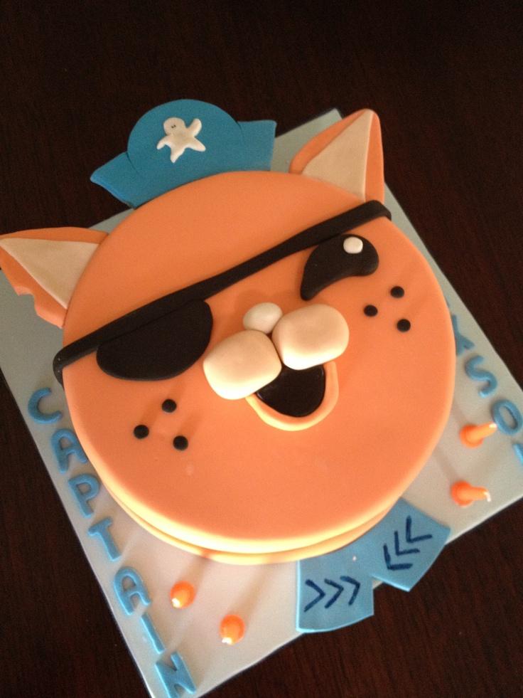 Pin By Dijana M N On Cakes Octanauts Cake 4th Birthday