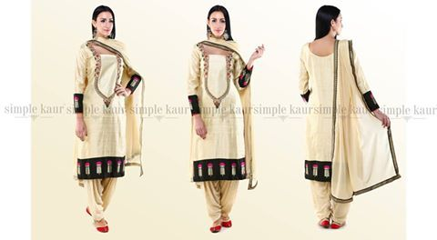 The sophistication of classic indian blend in our couture design! For the traditional side of you! #fashionstories #festivities #couture #collection #trends #indian #ethnic Also available at www.simplekaur.com
