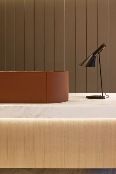 536 best Reception Desks images on Pinterest Lobby reception