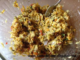 Yellow Squash-Zucchini Fritters