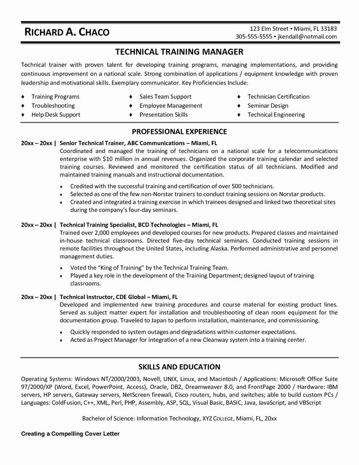 23 personal trainer resume examples in 2020 resume