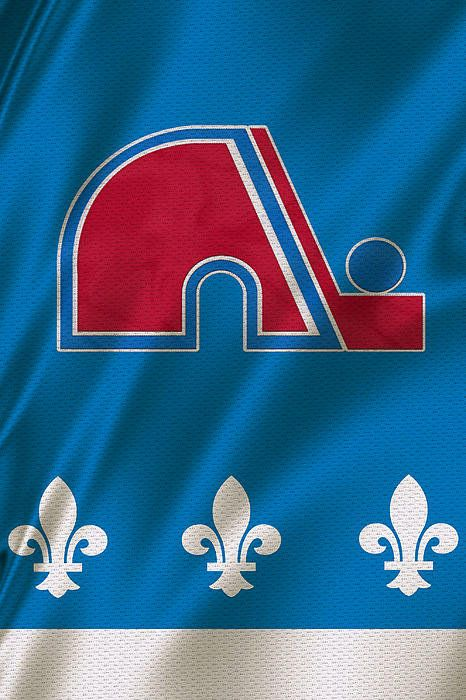 Quebec Nordiques Print By Joe Hamilton