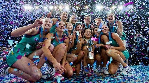 ANZ Champions Melbourne Vixens 2014