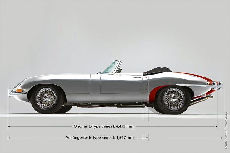 Jaguar E-Type S1 Long