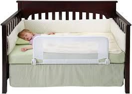 Baby DEX Safe Sleeper Convertible Crib Bed Rail - Cribs