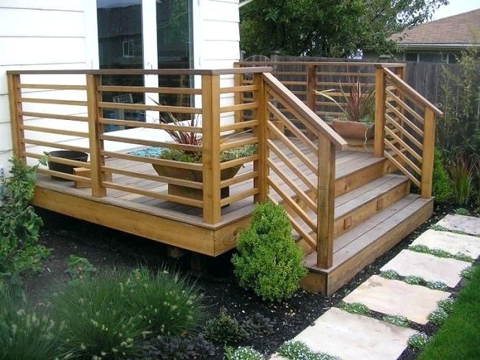 Mid Century Modern Deck Railing Google Search Patio Railing Deck Railing Design Decks Backyard