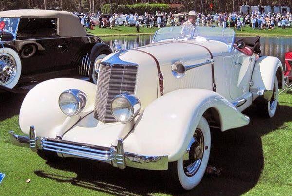1936 Duesenberg Gentlemans Speedster