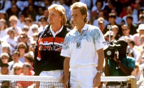 Becker vs Edberg Head to Head