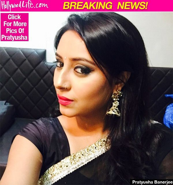 Pratyusha Banerjee Dead: Gorgeous Bollywood Actress Commits Suicide At 24