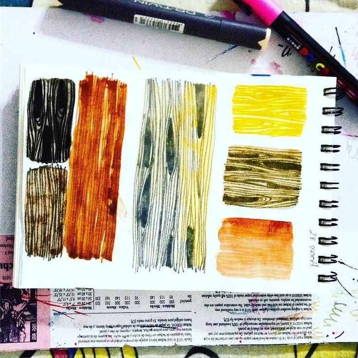 #365dayswatercolorproject Day 28 - Wood - wood textures markers on watercolor blocks #ssdwatercolorproject #ssdwatercolorproject2017 #art #artistic #art #watercolorsketch #watercolor #design #designer #artislife #lovemyjob #lovmyjob #lovemywork #thehappynow #thatsdarling #pursuepretty #graphicdesign #handpainted #handdrawn #graphicdesigncentral #marker #markersketch