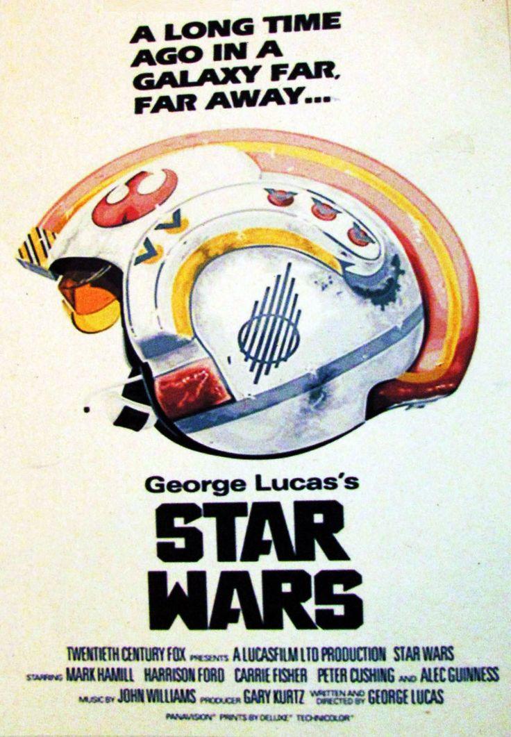 Постер к фильму Звёздные войны 4 :: Интернет-магазин дизайнерских постеров