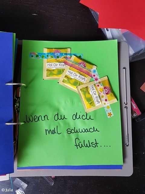Wenn-Buch von Julia