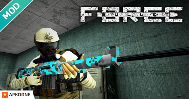 New Apk Bullet Force 1 63 Mod Infinite Ammo Updated Moddedgames Androidgames Fun Math Games Tool Hacks Bullet
